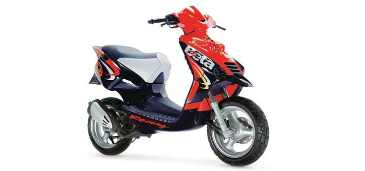 Onderdelen Beta Ark-k Ac racing 2006 2-takt