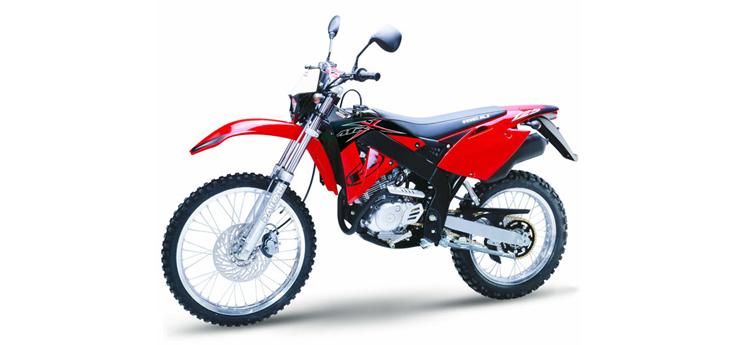Rieju MRX vanaf 2005