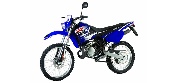 Onderdelen Rieju RR Sport blauw 2005 2-takt