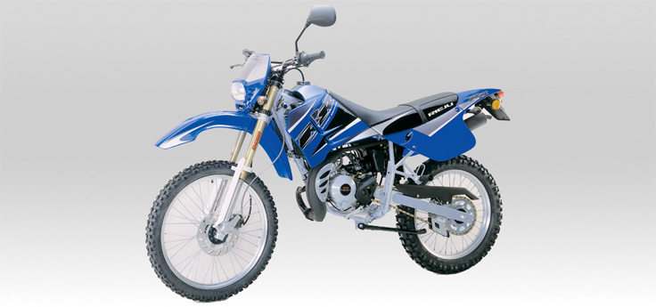 Onderdelen Rieju RR sport blauw 2004 2-Takt
