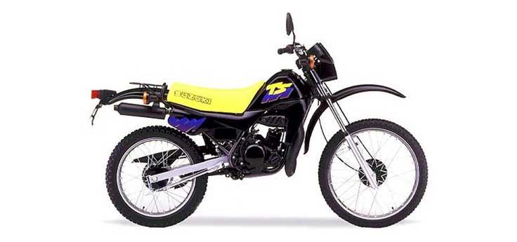 Suzuki TSX cilinders & carburateurs