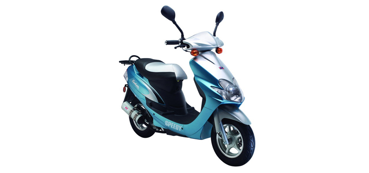 Baotian Speedy / BT49QT-9R1