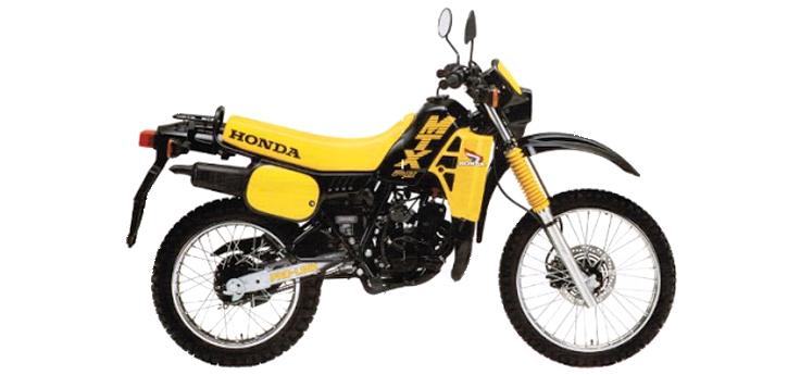 Honda MTX-SH