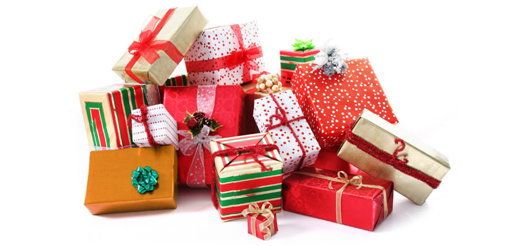 Kerst cadeautjes