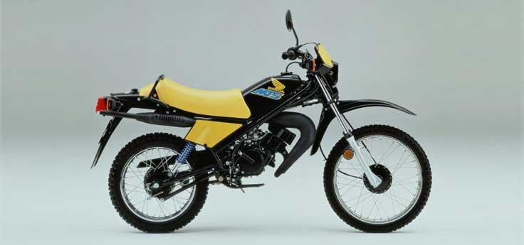Honda MT framedelen