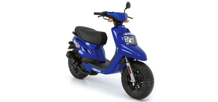 Onderdelen Yamaha Bw's 2-takt