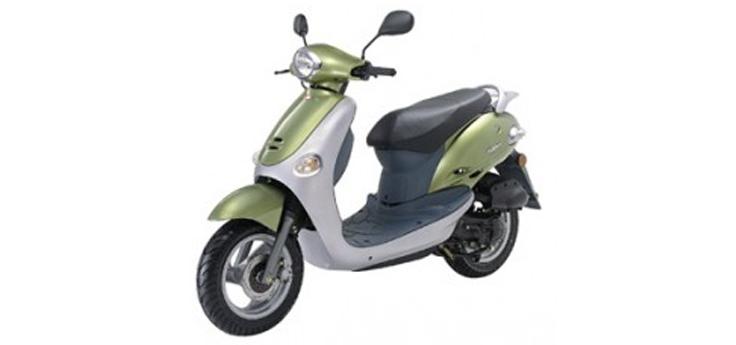 Onderdelen Kymco Yup 2-takt ac classic groen