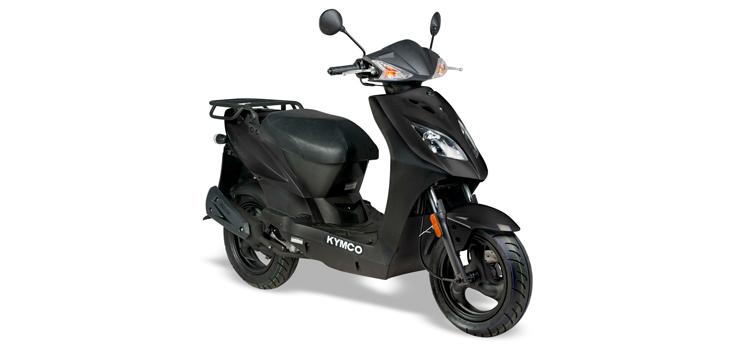 Onderdelen Kymco Agility Delivery 4-takt zwart