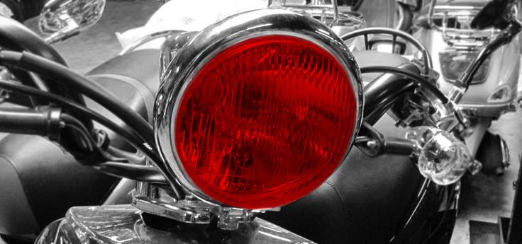 Koplampbevestiging / draadboom koplamp