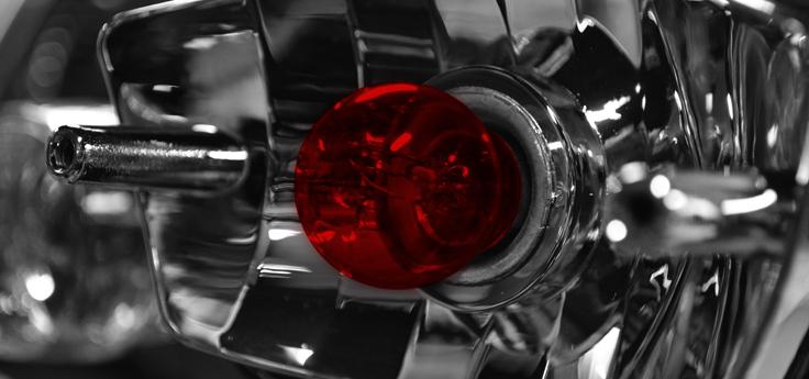 Lamp 6V kraag