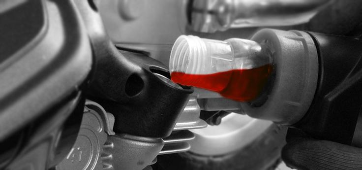 Olie en onderhoud