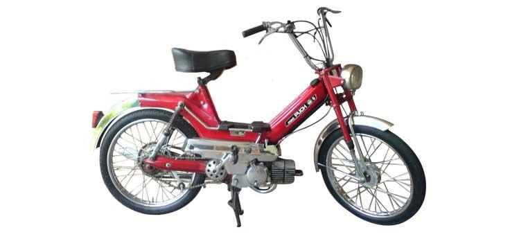 Puch Maxi motorblokdelen