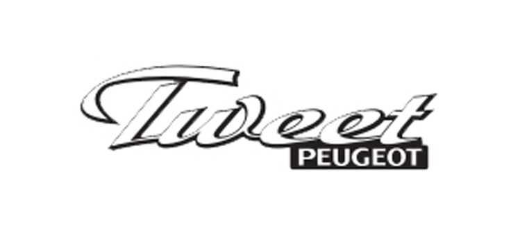 Peugeot Tweet