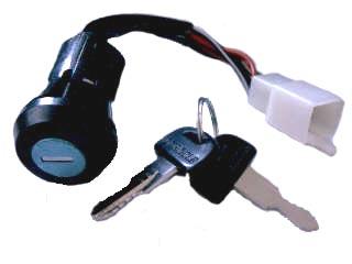Contactslot Honda Mb DMP