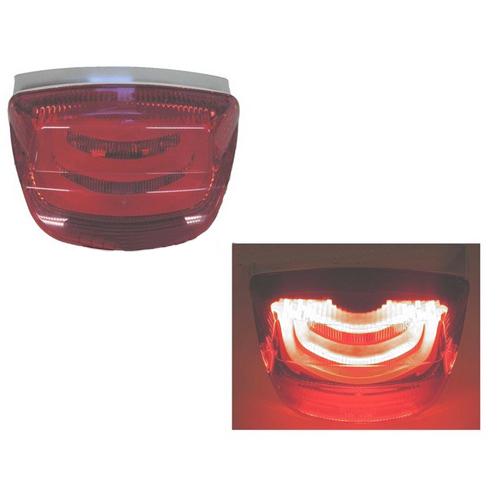 Achterlicht LED Vespa Lx / Vespa Lxv / Vespa S chroom