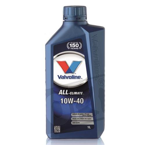 Valvoline olie 10W40 1 liter