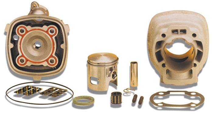Cilinder Piaggio Malossi Mhr replica 70cc 2-takt