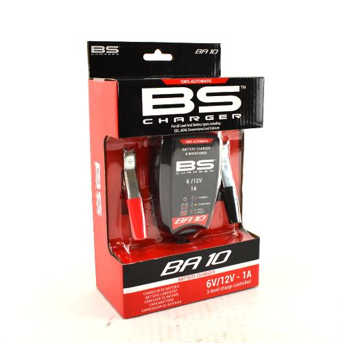 Acculader-Druppellader BS BA10 6V-12V (v)