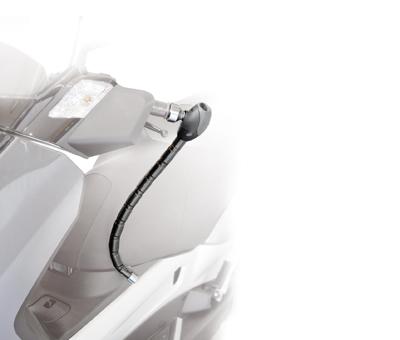 Stuurslot kabel antirobos Vespa Gts 125 200 250 300 Luma