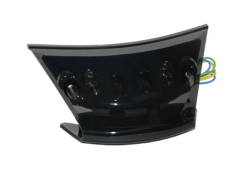 Achterlicht LED Piaggio Zip2000 zwart smoke DMP
