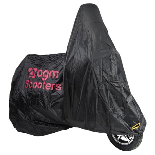 Beschermhoes scooter + windscherm AGM origineel