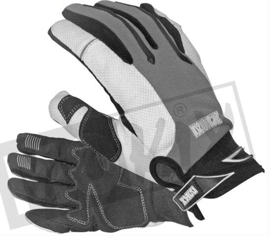 Handschoenen cross MKX grijs