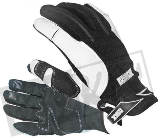 Handschoenen cross MKX zwart