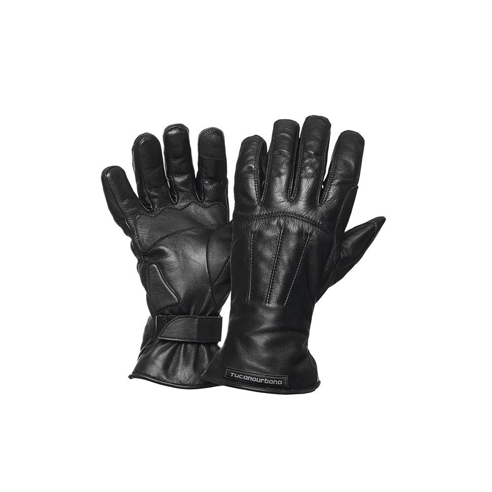 Handschoenen Tucano Urbano 9926M Softy Touch zwart
