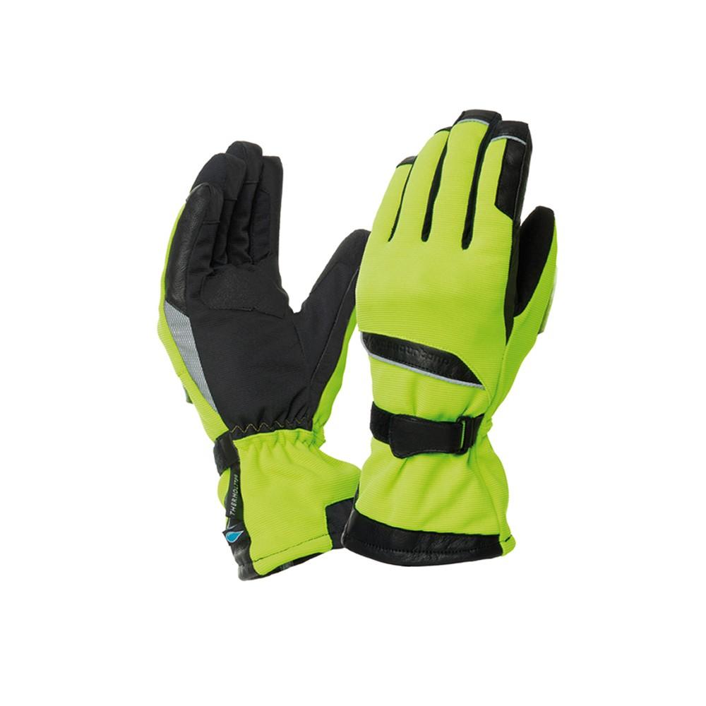 Handschoenen Tucano Urbano 9917m flaming geel fluor