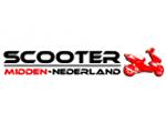 Scooter midden Nederland