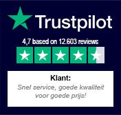 Trustpilot beoordelingen